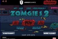 دانلود بازی آنلاین زامبی نجات دنیا در برابر زامبی ها برای کامپیوتر