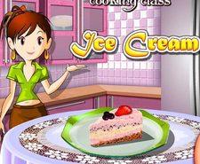 دانلود بازی کلاس آشپزی سارا :کیک بستنی sara cooking class ice cream die