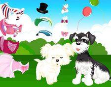 دانلود بازی کودکان طراحی لباس برای حیوانات