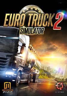 دانلود کرک بازی شبیه ساز رانندگی با کامیون 2 euro truck simulator