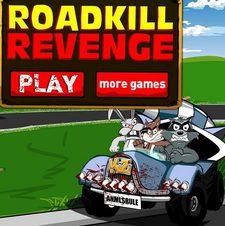 دانلود بازی آنلاین و سرگرم کننده انتقام از قاتلان جاده roadkill revenge