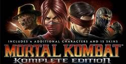 دانلود کرک بازی مورتال کمبت Mortal Kombat Komplete Edition برای کامپیوتر