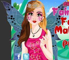 دانلود بازی دخترانه آرایشگری آنلاین fairy spa facial makeover