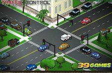 دانلود بازی آنلاین کنترل ترافیک traffic control