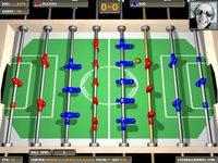 دانلود بازی پرتابل فوتبال دستی برای کامپیوترPortable Foosball Maniac