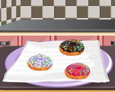 بازی دخترانه آنلاین آشپزی به همراه دانلود cook donuts