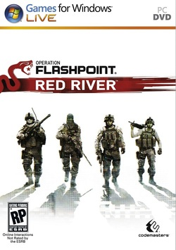 دانلود بازی عملیات فلش پوینت Operation Flashpoint Red River فقط دانلود کرک بازی