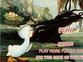 دانلود بازی کودکان آنلاین پیداکردن تفاوت های تصویر داکی ducklings adventure