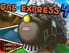 دانلود بازی آنلاین و سرگرم کننده قطار حمل و نقل coal express 4