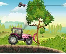 دانلود بازی مرحله ای قدرت تراکتور آنلاین tractors power