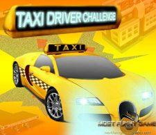 دانلود بازی مسابقه رانندگی تاکسی آنلاین taxi driver challenge