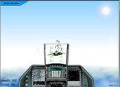 دانلود بازی فلش آنلاین هواپیمایی F16 کم حجم