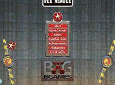 دانلود بازی فکری و مرحله ای تهدید قرمز آنلاین red menace