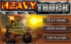 دانلود بازی پسرانه ماموریت تانک سنگین آنلاین heavy truck