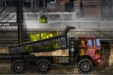 دانلود بازی فکری و سرگرم کننده کامیون بار سنگین آنلاین heavy loader 2