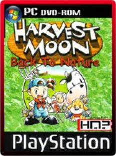 دانلود سیو کامل بازی هاروست مون harvest moon برای کامپیوتر