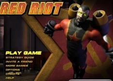 دانلود بازی پسرانه و اکشن ضد شورش آنلاین red riot