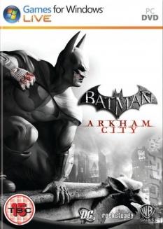 دانلود سیو بازی بتمن آرخام سیتی Batman Arkham City