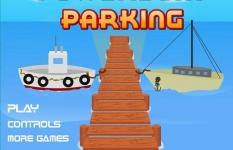 دانلود بازی متفاوت پارک قایق آنلاین power boat parking