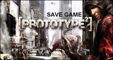 دانلود سیو بازی پروتوتایپ prototype 2