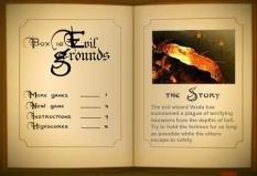 دانلود بازی دفاع از قلعه جدید evil grounds آنلاین