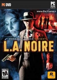 دانلود سیو و ترینر بازی L.A Noire