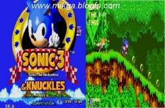 دانلود بازی سگا سونیک 3 Sonic 3 and Knuckles برای کامپیوتر