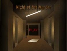 دانلود بازی مرموز و ترسناک شب مردگان Night of The murder آنلاین