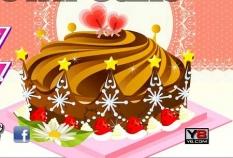 دانلود بازی ساختن کیک عروسی خودم make your own crown cake آنلاین