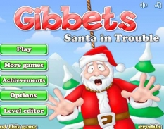 دانلود بازی تیرو کمان بابانوئل و دوستان Gibbets آنلاین