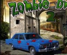 دانلود بازی راننده زامبی Zombie Driver 2 آنلاین