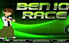 دانلود بازی موتور بن تن  ben 10 race آنلاین