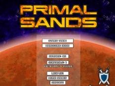 دانلود بازی سرگرم کننده و فضایی شن های فضایی Primal Sands آنلاین