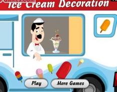 دانلود بازی تزیین بستنی Ice Cream Decoratoin آنلاین