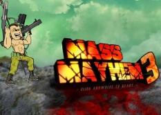 دانلود بازی تروریست میهم Mass Mayhem 3 آنلاین
