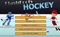 دانلود بازی دوست داشتنی و ساده هاکی روی یخ Hockey آنلاین