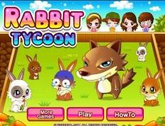 دانلود بازی Rabbit tycoon نگهداری و فروش حیوانات خانگی