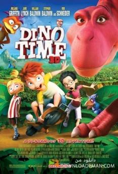 دانلود کارتون انیمیشن عصر دایناسور ها با کیفیت خوب و دوبله فارسی