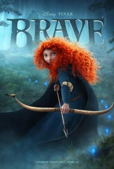 دانلود کارتون انیمیشن بریو یا شجاع brave با کیفیت خوب و کم حجم