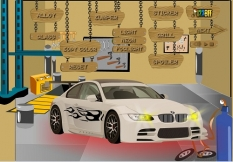 دانلود بازی اسپرت کردن ماشین جدید و قشنگ امسال