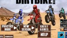 بازی آنلاین موتور سواری با کیفیت  dirt bike + دانلود