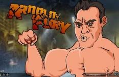 بازی تیراندازی آنلاین آرنولد شوارتزنگر خشمگین Arnold fury با دانلود
