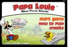 دانلود بازی دوست داشتنی پاپا لویی papa louie با دانلود