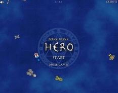 بازی آنلاین فضاییه صلح شکسته شده قهرمانان peace break hero + دانلود