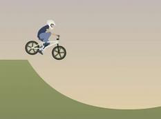 بازی آنلاین حرکات نمایشی با دوچرخه Backflips با دانلود