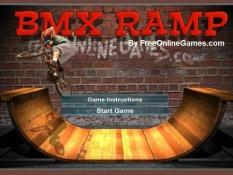 دانلود بازی آنلاین رمپ دوچرخه BMX PAMP