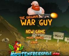 دانلود بازی آنلاین باموس پسر قهرمان the original war guy