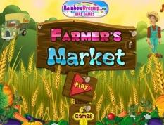 دانلود بازی مدیریتی مغازه مزرعه دار Farmers Market