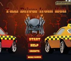 دانلود بازی ماشین سخت راننده تاکسی از جهنم taxi driver from hell