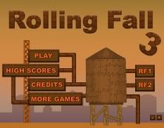 دانلود بازی آنلاین rolling fall 3 فکری تازه